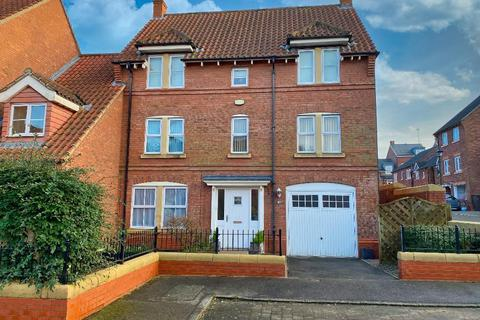 4 bedroom end of terrace house for sale - Pasture Terrace, Beverley, Hu17 8DR