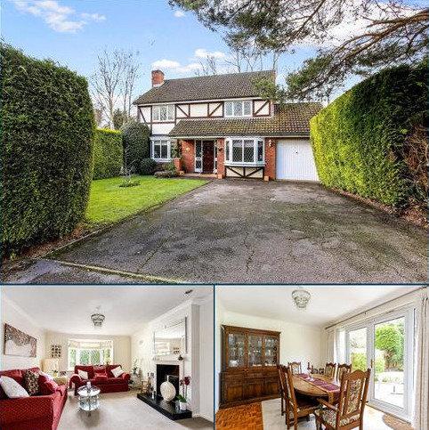4 bedroom detached house for sale - Lawson Way, Sunningdale, Ascot, Berkshire, SL5