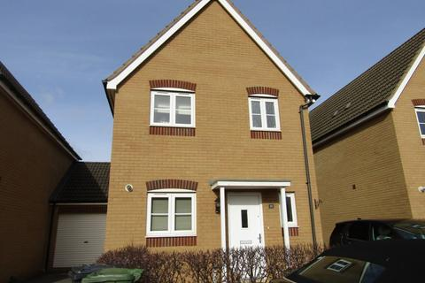 3 bedroom detached house to rent - Resolution Road, Exeter