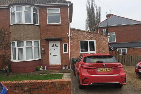 3 bedroom semi-detached house to rent - Overdene, Newcastle upon Tyne