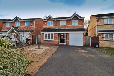 4 bedroom detached house for sale - Sandstone Drive, Whiston, Prescot