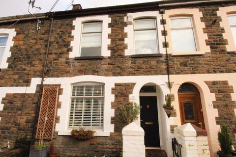 3 bedroom terraced house for sale - School Street, Caerphilly