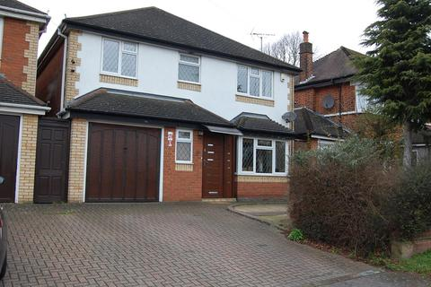 4 bedroom detached house for sale - New Bedford Road, Luton