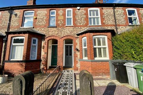 3 bedroom terraced house to rent - Cedar Road, Hale, WA15 9HZ.