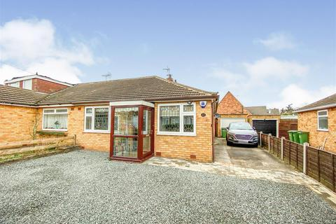 2 bedroom bungalow for sale - Prince Albert Drive, Glenfield, Leicester