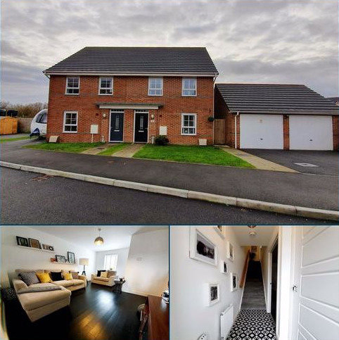 3 bedroom semi-detached house for sale - Hillcrest, Swansea, SA4