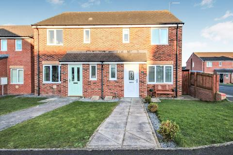 3 bedroom semi-detached house for sale - Evergreen Close, Bishop Cuthbert, Hartlepool
