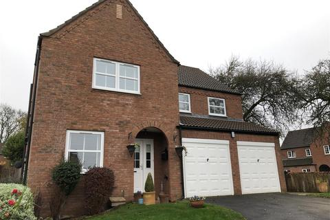 4 bedroom detached house for sale - Shakespeare Close, Brompton On Swale