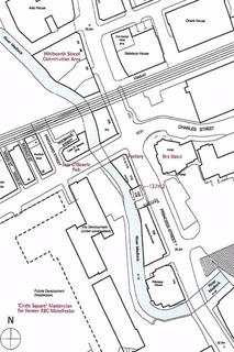 Land for sale - Princess Street, Manchester