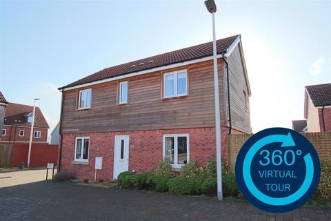 4 bedroom detached house for sale - King Avenue, Greenacres, Exeter