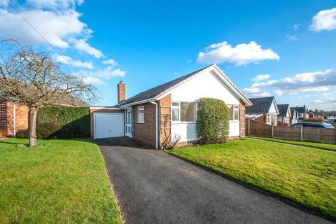 2 bedroom detached bungalow for sale - Dyott Avenue, Lichfield