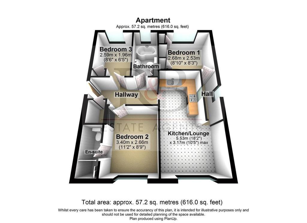 Floorplan 1 of 2: 28 Lunesdale Court, Derwent Road, Lancaster (1).jp