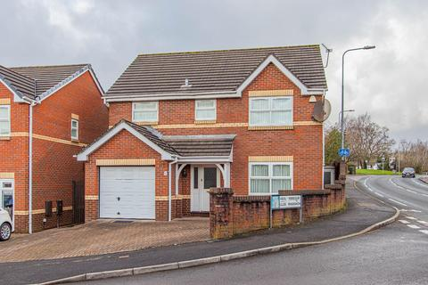4 bedroom detached house for sale - Heol Peredur, Cardiff