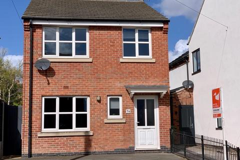 3 bedroom detached house to rent - Co-Operation Street, Enderby, Leicester