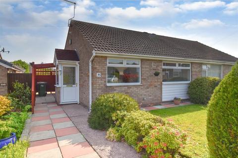 2 bedroom semi-detached bungalow for sale - Churchill Close, Congleton