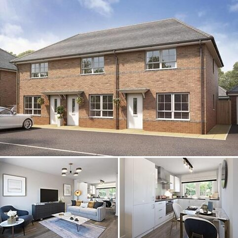 2 bedroom end of terrace house for sale - Plot 218, Brookvale at The Brooks, Barrow, Whalley Road, Barrow, CLITHEROE BB7
