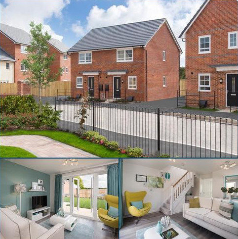 2 bedroom semi-detached house for sale - Waterpark Drive, Knowsley, LIVERPOOL