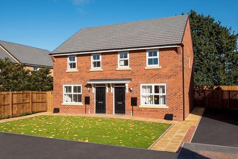 3 bedroom end of terrace house for sale - Plot 90, Archford at Emmet's Reach, Birkenshaw, Heathfield Lane, Birkenshaw, BRADFORD BD11