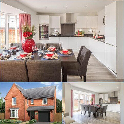 4 bedroom detached house for sale - Plot 23, EXETER at Scholars Park, Murch Road, Dinas Powys, DINAS POWYS CF64