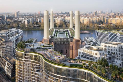3 bedroom apartment for sale - Battersea Power Station, Nine Elms, London SW8