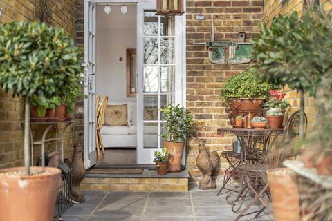 2 bedroom end of terrace house for sale - Nelson Cottages, Down Barton Road, St Nicholas At Wade