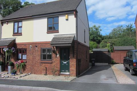 2 bedroom semi-detached house to rent - Nightingale Close, Torquay TQ2