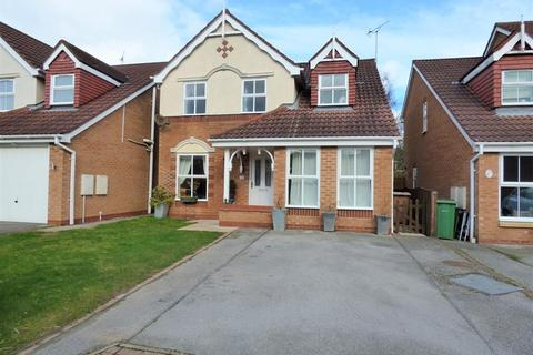 3 bedroom detached house - Whitefield Close , Beverley , East Yorkshire , HU17 9GY