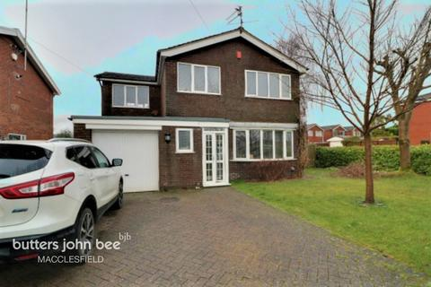 4 bedroom detached house for sale - St Austell Avenue, Macclesfield