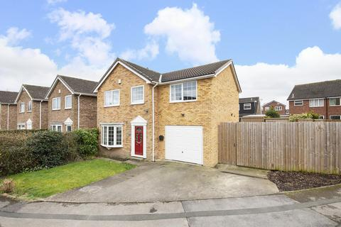 4 bedroom detached house for sale - Parkland Way, Haxby, York, YO32 3YZ