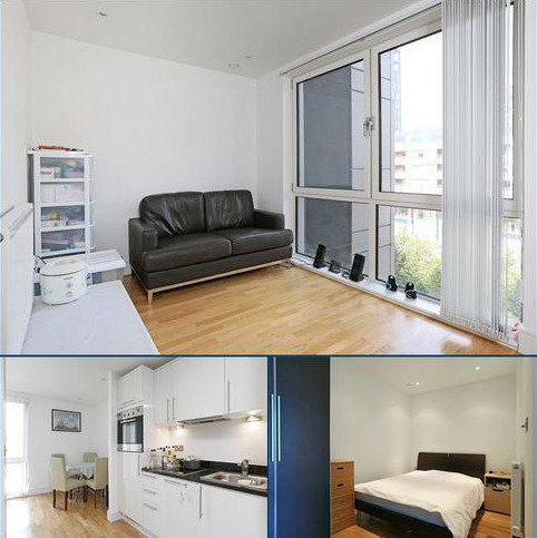 Studio to rent - Indescon Square London E14