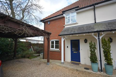 2 bedroom semi-detached house to rent - Little Orchards, Broomfield, Chelmsford, Essex, CM1