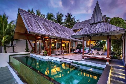 4 bedroom villa - Surin, Phuket
