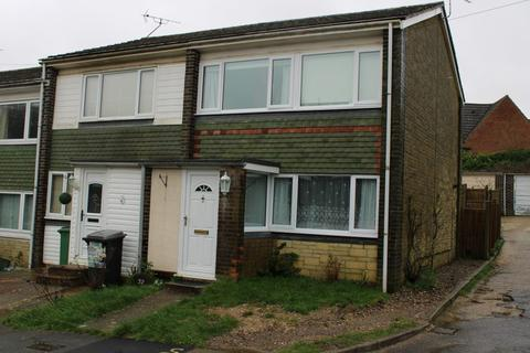 2 bedroom end of terrace house for sale - Falkland Garth Newbury