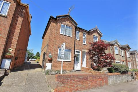 2 bedroom semi-detached house for sale - Library Road, Parkstone, Poole