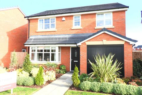 4 bedroom detached house for sale - Plot 52 Chatham, Mulberry Park