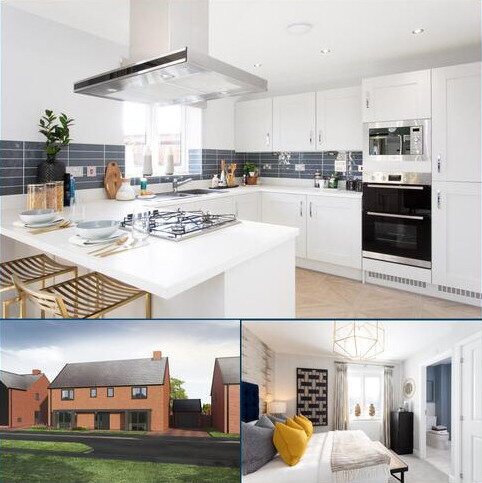 4 bedroom detached house for sale - The Dartford at The Avenue, Wingerworth, Chesterfield S42