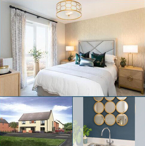 4 bedroom detached house for sale - Plot The Cranford , The Cranford at The Avenue, Wingerworth, Chesterfield S42