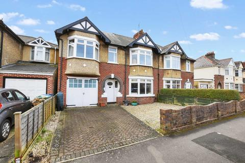 4 bedroom semi-detached house for sale - Westbury Crescent, Oxford
