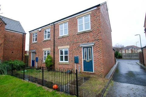 2 bedroom semi-detached house for sale - Frost Mews, South Shields