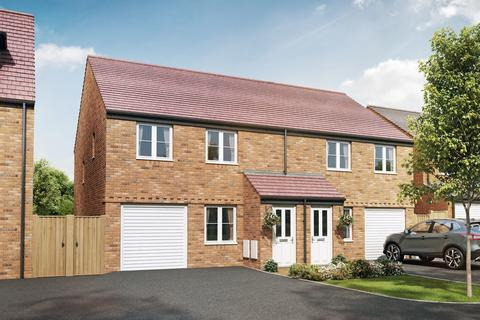3 bedroom semi-detached house for sale - Plot 61, The Chatsworth at Cranford Chase, Cranford Road, Barton Seagrave NN15