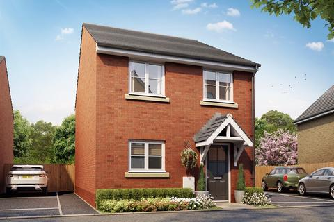3 bedroom detached house for sale - Broad Street, Green Road