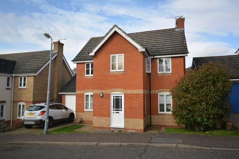 4 bedroom detached house for sale - Guernsey Way, Braintree, Essex, CM7