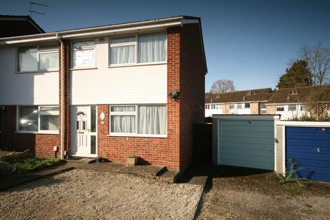 3 bedroom end of terrace house for sale - Beech Road, Oxford, OX33