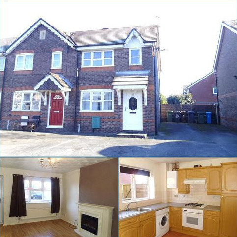 2 bedroom end of terrace house for sale - Ravenoak Drive, Failsworth, Manchester, Greater Manchester, M35