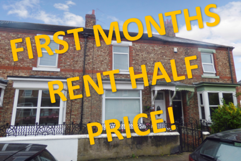 3 bedroom terraced house to rent - Mansfield Avenue, Thornaby, Stockton-on-Tees, Cleveland, TS17 7HZ