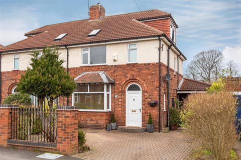 4 bedroom semi-detached house for sale - Cornborough Avenue, York, North Yorkshire, YO31
