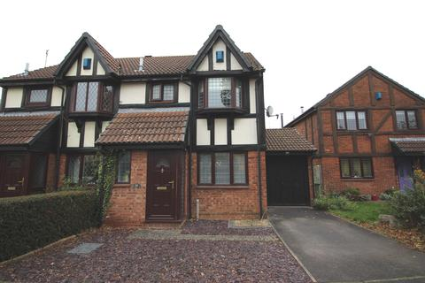 3 bedroom semi-detached house for sale - Homefield, Yate, Bristol, BS37