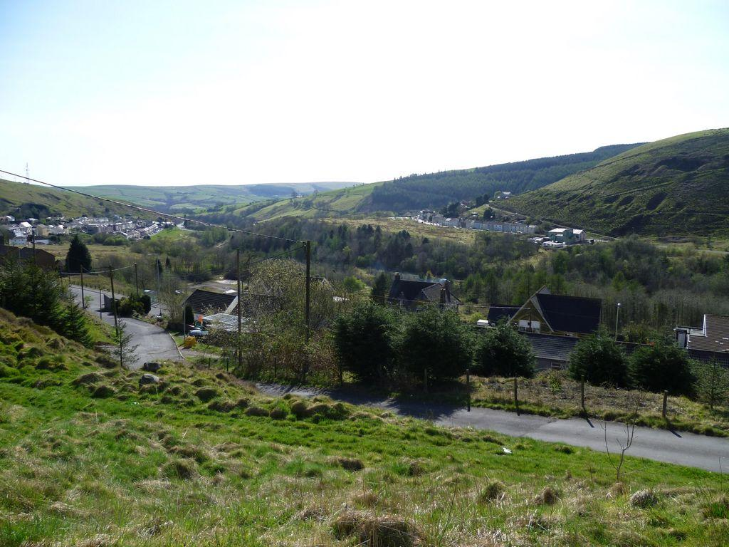 Land Commercial for sale in Buildings Plots, High Street, Gilfach Goch, CF39 8SN