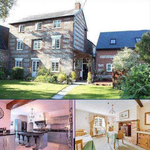 5 bedroom semi-detached house for sale - Hurdcott, Winterbourne Earls, Salisbury, SP4