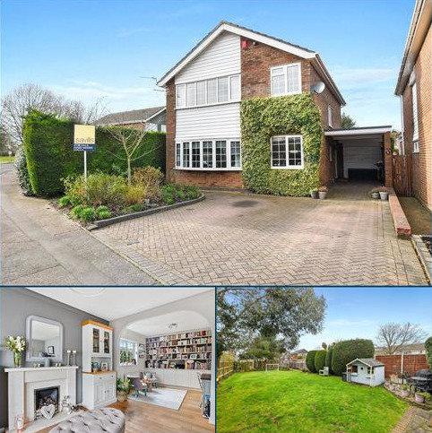 4 bedroom detached house for sale - Aldwickbury Crescent, Harpenden, Hertfordshire, AL5